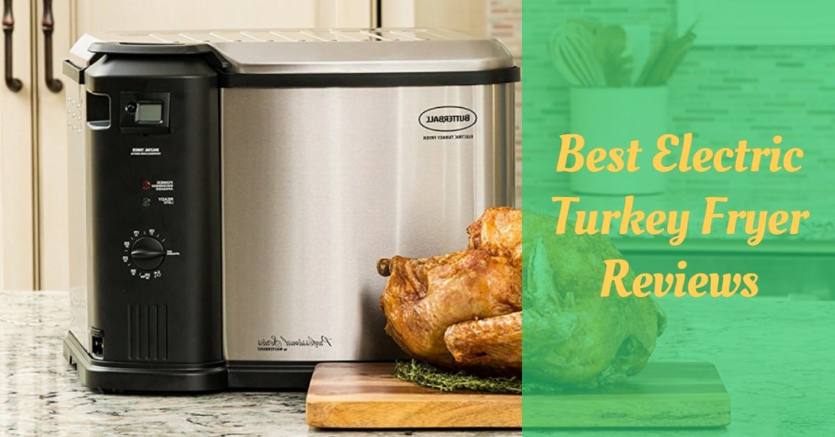 Best Electric Turkey Fryer Reviews