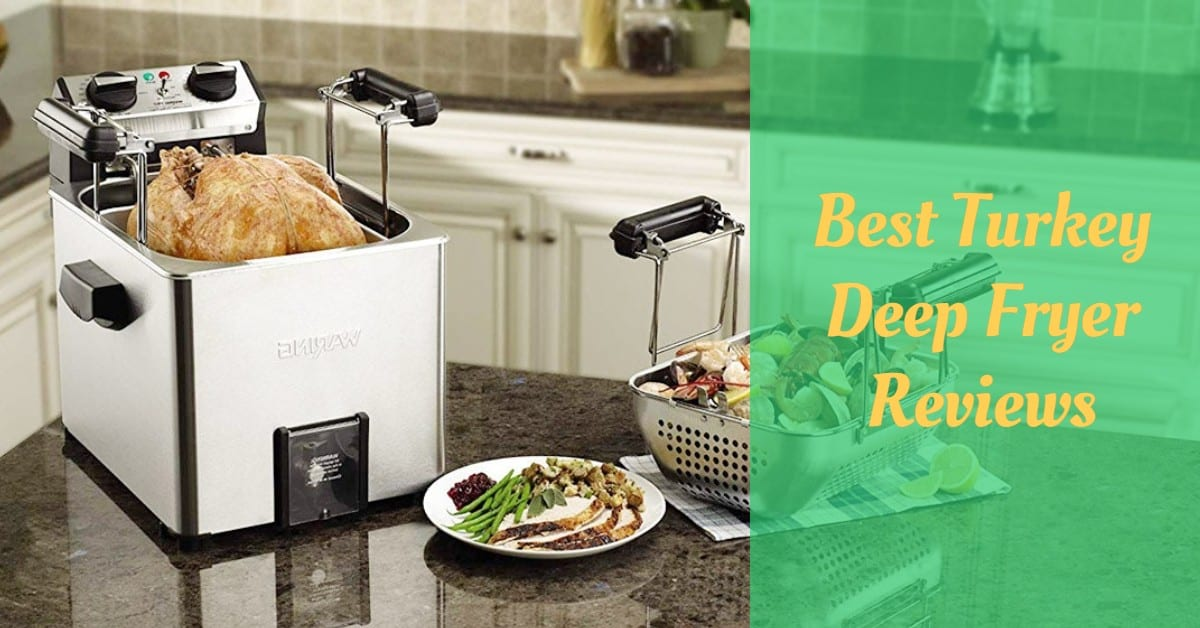 Best Turkey Deep Fryer Reviews