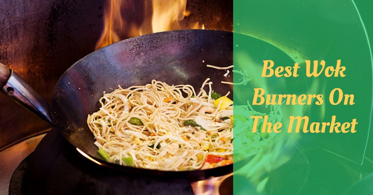 Best Wok Burners On The Market