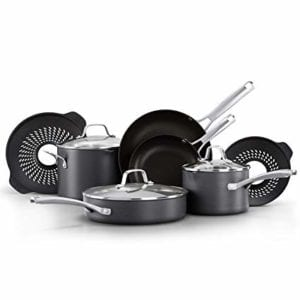 Calphalon Classic Nonstick 10 Piece Cookware Set