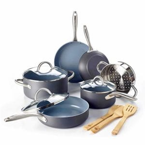 GreenPan Lima Ceramic Non-Stick Cookware Set