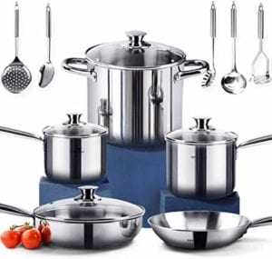 HOMI CHEF 14-Piece