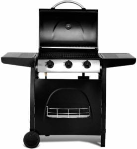 Hulaloveshop 3-Burner