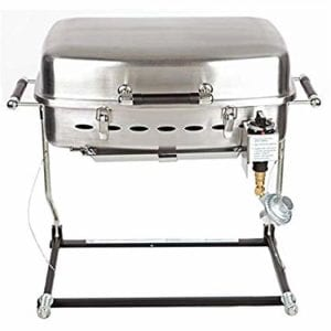 Jur Global Stainless Steel LP Gas Grill