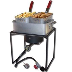 King Kooker 1618 16-Inch Propane Outdoor Cooker