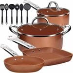 Lightning Deal Classic Induction Cookware Set