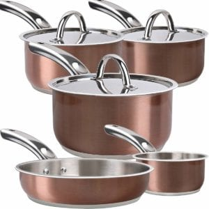 Lightning Deal Induction Cookware Set