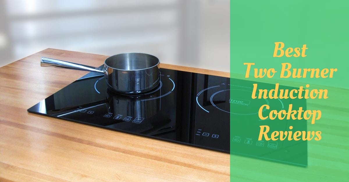 Two Burner Induction Cooktop