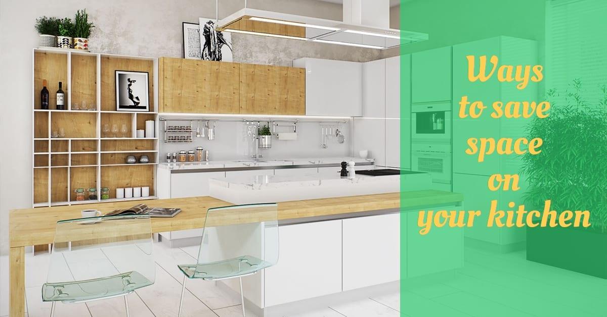 free space kitchen