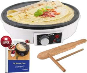 "12"" Electric Crepe Maker"