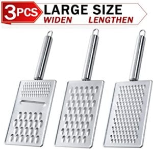 Cheese Grater Handheld Shredder