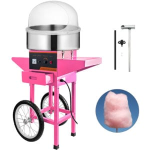 Cotton Candy Machine cart -Nurxiovo