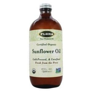 FLORA Organic Sunflower Oil