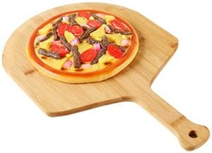 GEHE Premium Natural Bamboo Pizza Peel