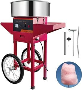 Happybuy Commercial Cotton Candy Machine
