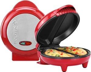 Holstein Housewares HH-09125007R Omelet Maker