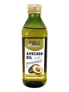 IOS Natural 100% Pure Avocado Oil