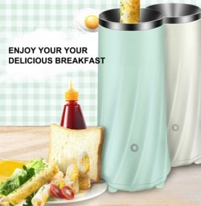 Jzenzero Egg Roll Maker