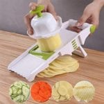 Mandoline slicer, mini food processor