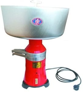 Milk model 100-18 Cream electric centrifugal Milk Separator Metal