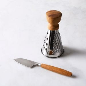 Mini cheese graters