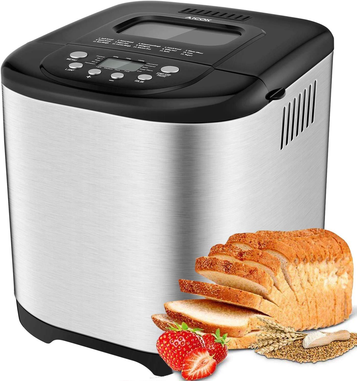 aicok automatic bread maker