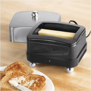 butter dish With temperature control