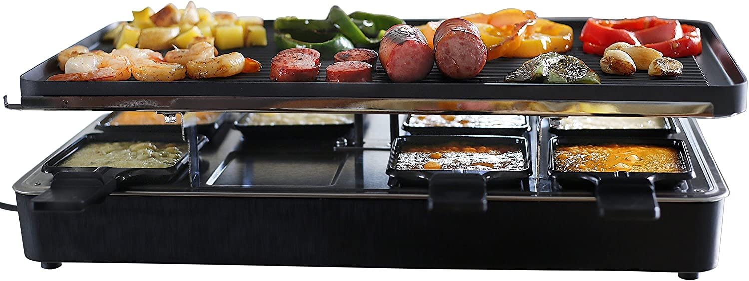 milliard raclette grill