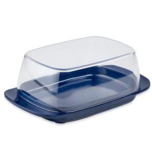 plastic butter dish