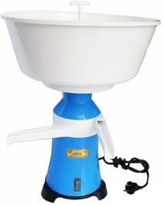 plastic milk separator