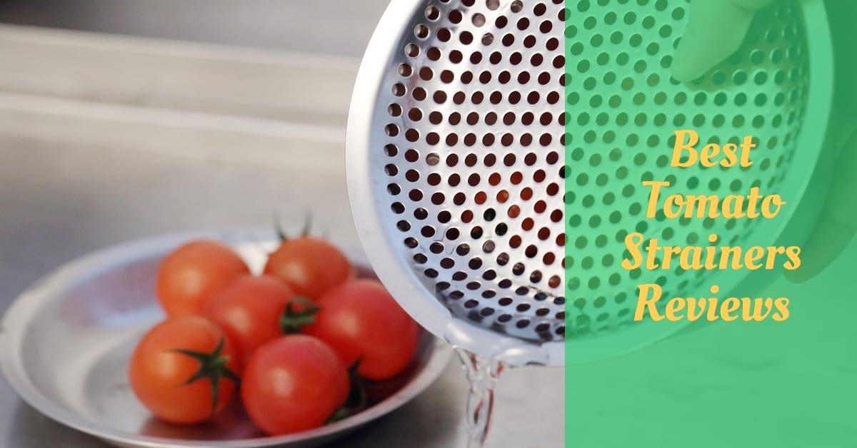 tomato strainers