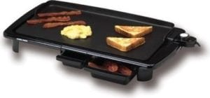 BLACK+DECKER Family-Sized Electric Griddle 2
