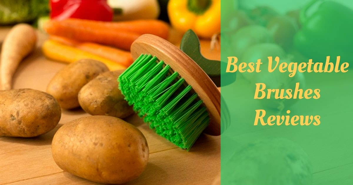Best Vegetable Brushes Reviews