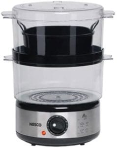 Nesco ST-25F, Food Steamer