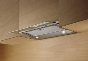 flow type extractor hood