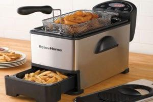 Home Deep Fryer