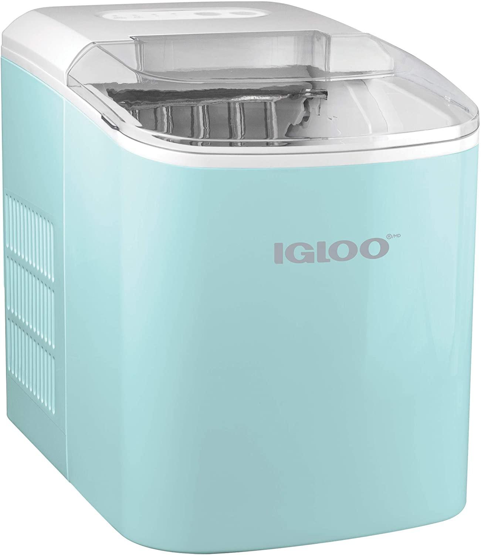 Igloo ICEB26AQ Automatic Portable Electric Countertop Ice Maker Machine