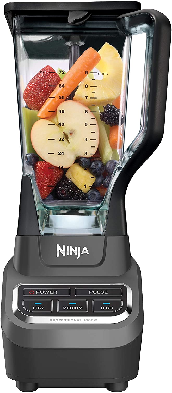 Ninja Professional 72oz Countertop Blender BL610