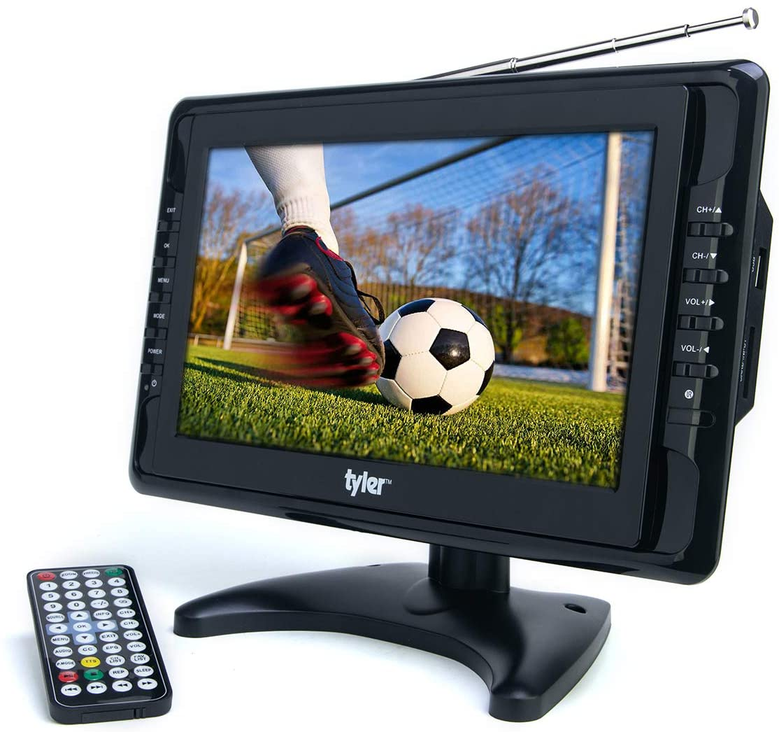 7 best small tvs for kitchen reviews - cooking top gear