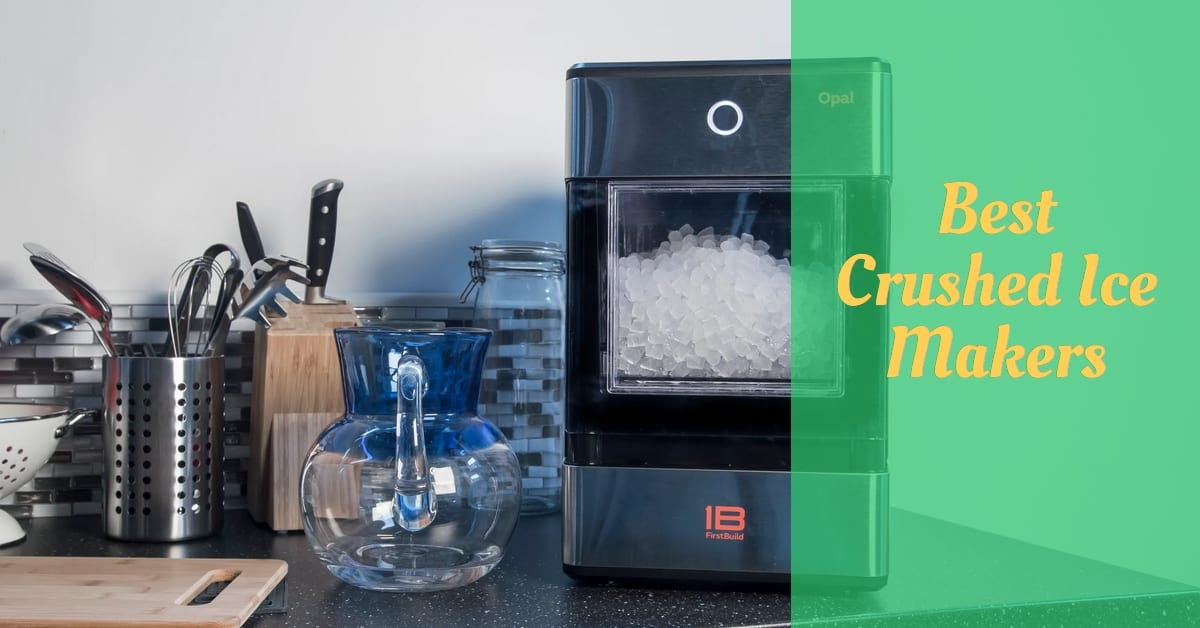 crushed ice makers