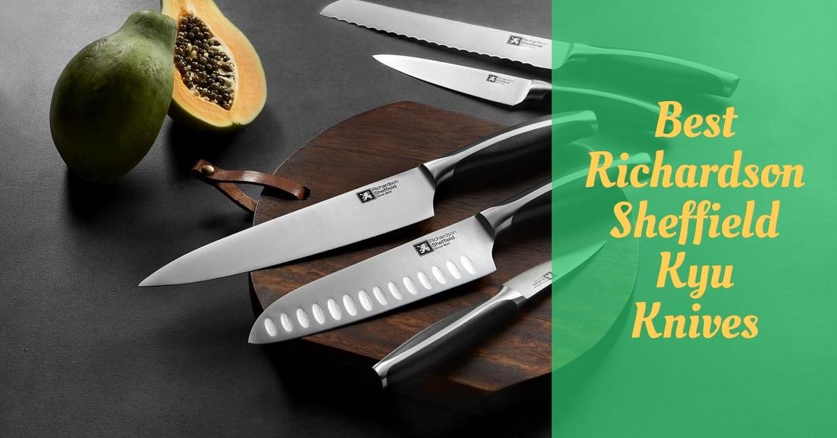 7 Best Richardson Sheffield Kyu Knives Reviews