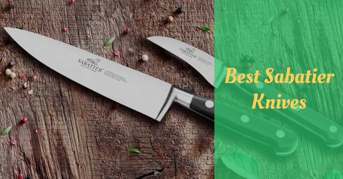 Best Sabatier Knives
