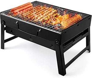 UTTORA Charcoal Grill Barbecue Portable BBQ